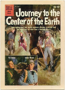 Printables Journey To The Center Of The Earth Worksheet taos unlimited movie locations of the great southwest 1950s original dell paperback promoting 1959 journey to center earth
